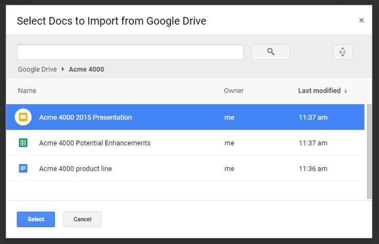 Using Egnyte's Google Drive Integration (Legacy Edition ...