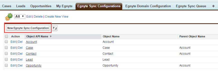 Egnyte for Salesforce Administration – Egnyte