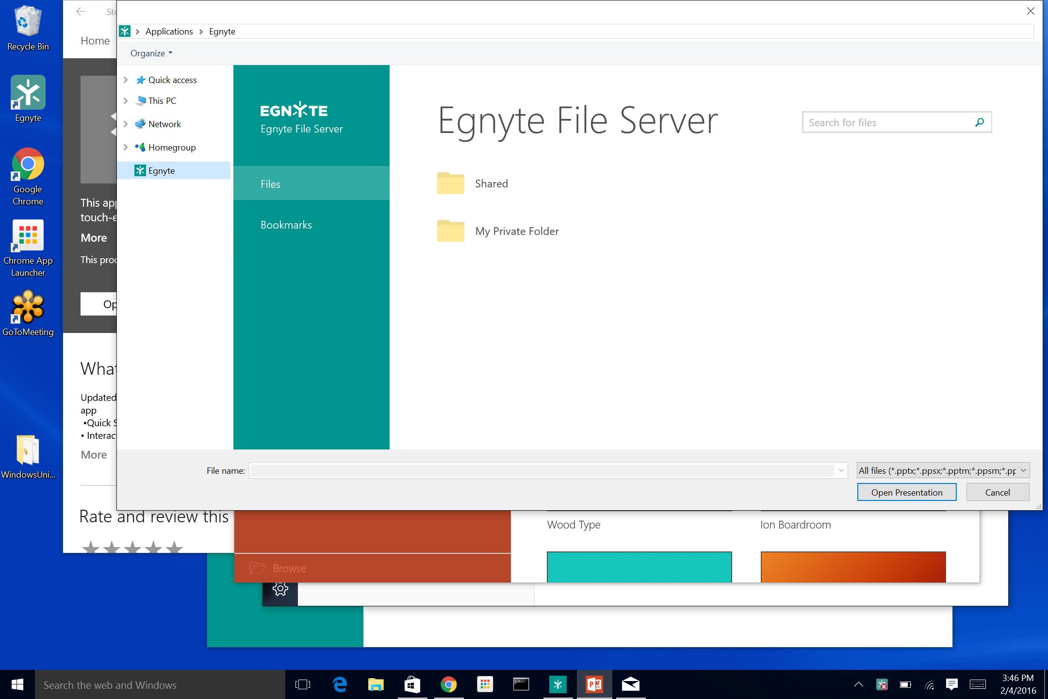 Egnyte Mobile Apps for Office Integrations – Egnyte